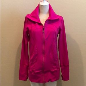 Lululemon Zip Up Stretchy Jacket